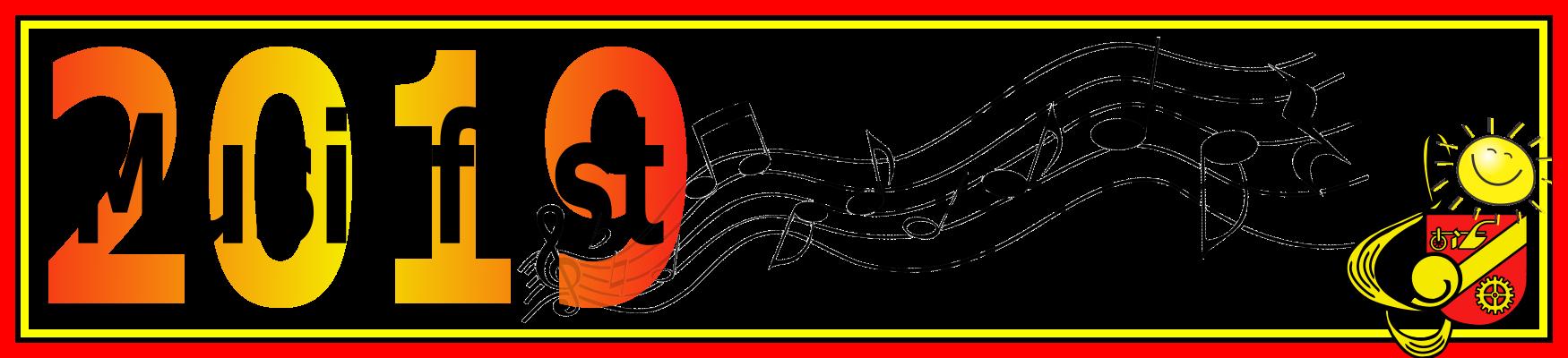 Musikfest 2019 vom 28.06. - 01.07. auf dem Tammer Rathausplatz
