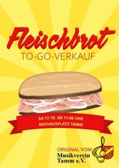 Fleischbrot-To-Go